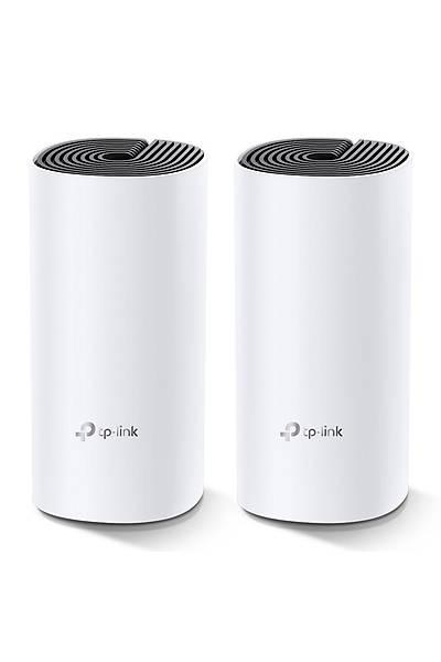 Tp-Link DECO-M4-2P Ev Wi-Fi Sistemi 2'li Paket Rou