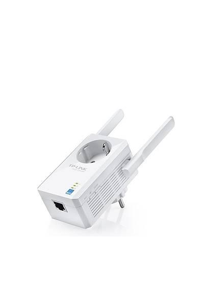 Tp-Link TL-WA860RE ACsoket 300Mps Menzil Gen(Priz)