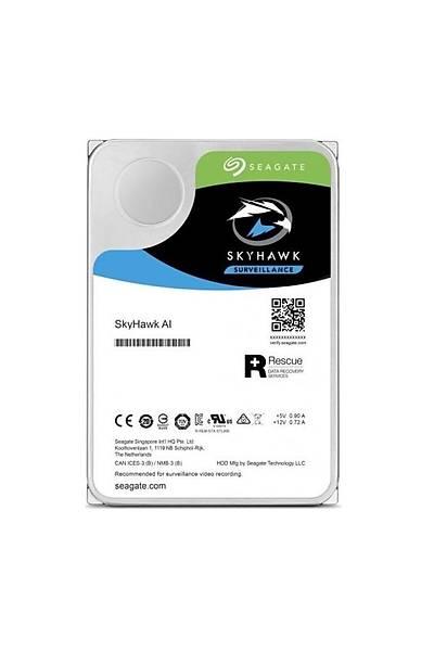 Seagate 12TB Skyhawk 256MB 7200 rpm ST12000VE0008