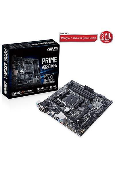 Asus Prime A320M-A AM4 Ryzen DDR4 Usb3.1