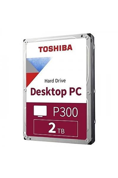 Toshiba 2TB P300 5400Rpm 128MB Sata3 HDWD220UZSVA