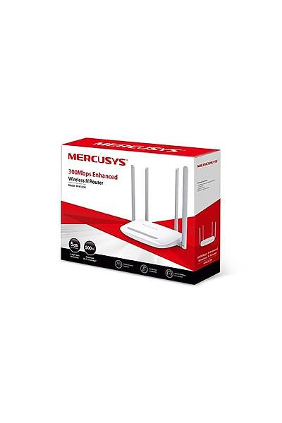Mercusys MW325R 300 Mbps Geliþtirilmiþ Router