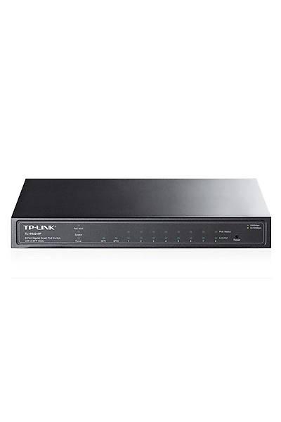 Tp-Link SG2210P 8 Port Gigabit Smart POE Swých