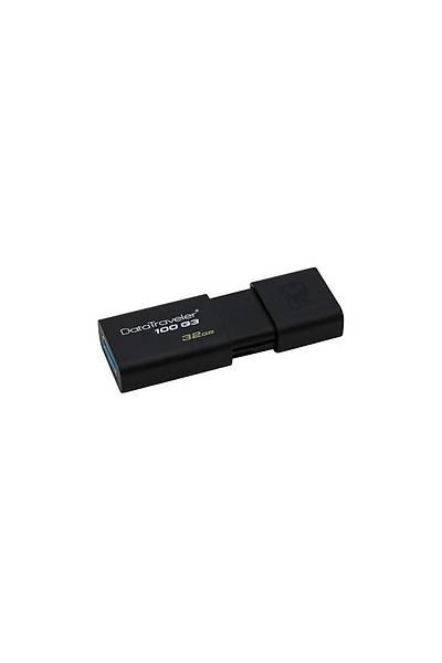 Kingston 32GB Usb3.0 Bellek DT100G3/32GB