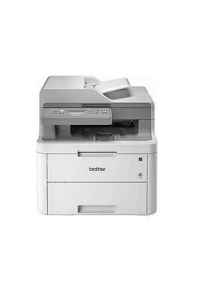 Brother DCP-L3551CDW Yaz-Tar-Fot-Fax Wi-fi