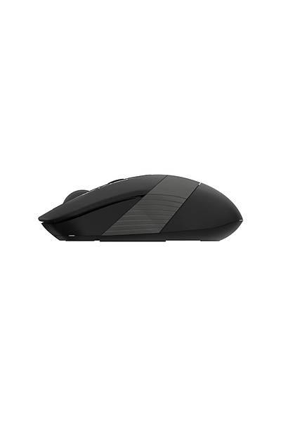 A4-Tech FG10 Gri Nano Kablosuz Optik Mouse