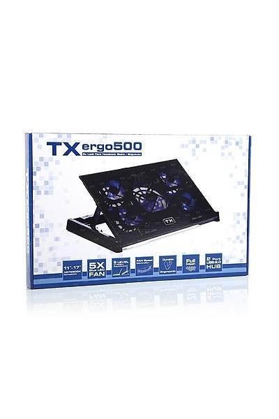 TX TXACNBERGO500 Notebook Soðutucu ve Stand