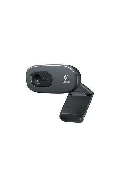 Logitech C270 Webcam HD Siyah 960-001063