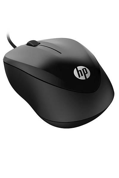HP Siyah Kablolu Mouse 4QM14AA