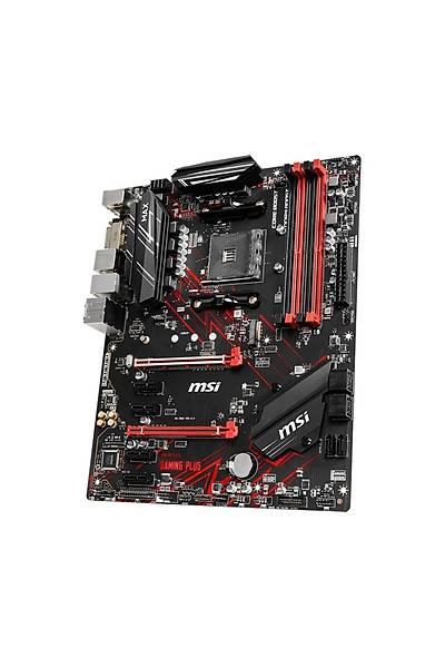 MSI B450 Gaming Plus Max AM4 Ryzen DDR4 Dvi-D Hdmi