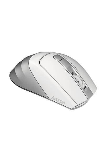 A4-Tech FG35 Gümüþ Nano Kablosuz Optik Mouse