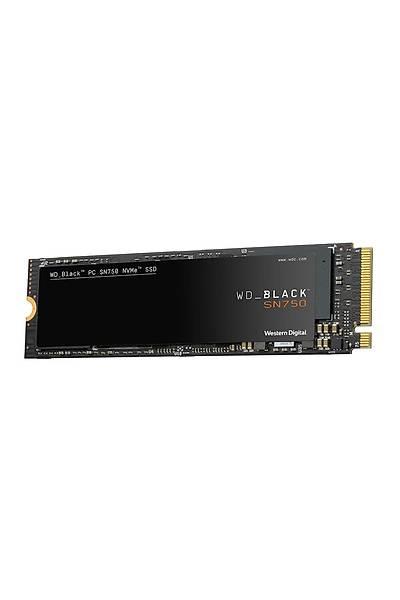 WD 500GB Black SN750 NVMe 3430/2600 MB WDS500G3X0C