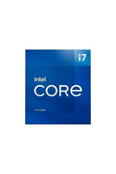 Intel Rocket Lake i7 11700 1200Pin Fanlý (Box)