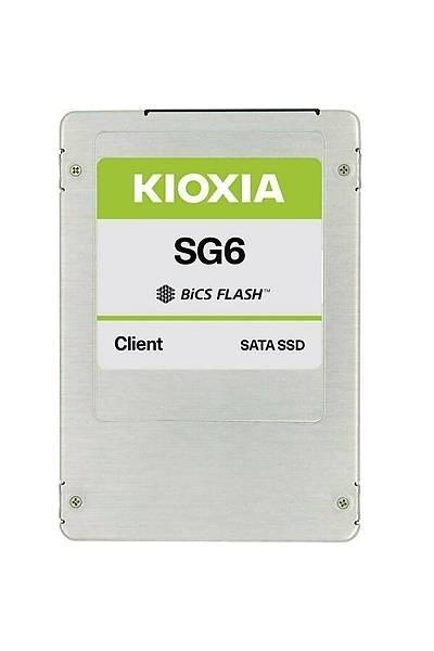 Kioxia 256GB SG6 550/340MB M.2 SATA3 KSG60ZMV256
