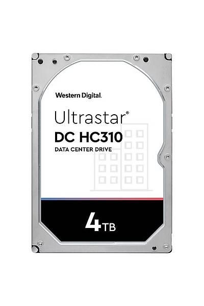 "WD 4TB Ultrastar 3.5"" 7200Rpm 128M Enterpr 0B35950"