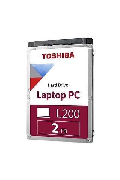 """Toshiba 2TB 2.5"""" 5400rpm 128MB L200 HDWL120UZSVA"""