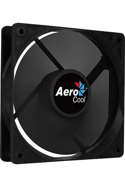 Aerocool AE-CFFR120PBK 12cm PWM 4Pin Siyah Fan