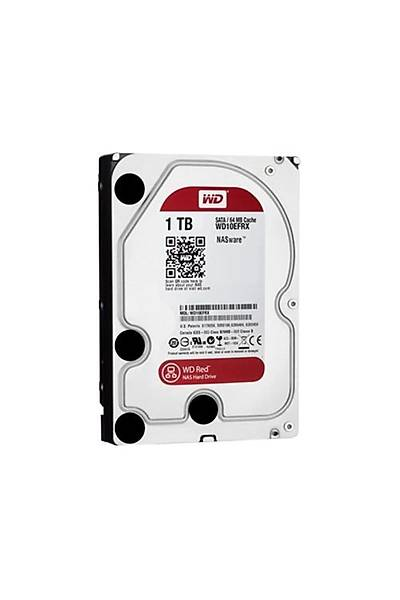 """WD 1TB Red Plus 3.5"""" 5400Rpm 64MB Sata6 WD10EFRX"""