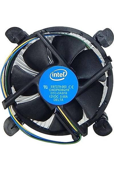 Intel Orijinal Fan 1151-1150-1155 Pin Bulk