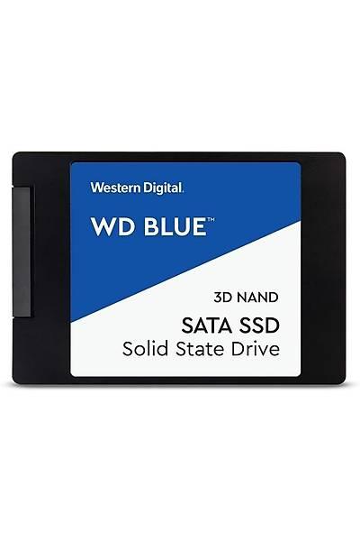 WD 4TB Blue 560/530MB 3D Nand WDS400T2B0A