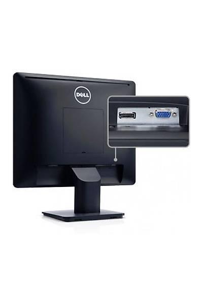 """Dell 17"""" E1715S 5ms HD Dp Kare Vesa Led"""