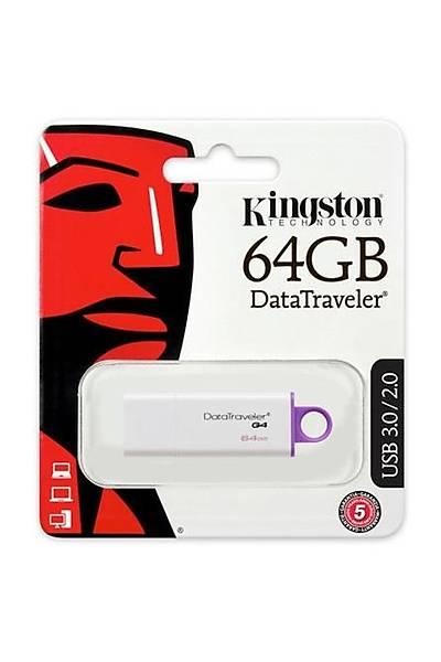 Kingston 64GB USB 3.0 Bellek DTIG4/64GB