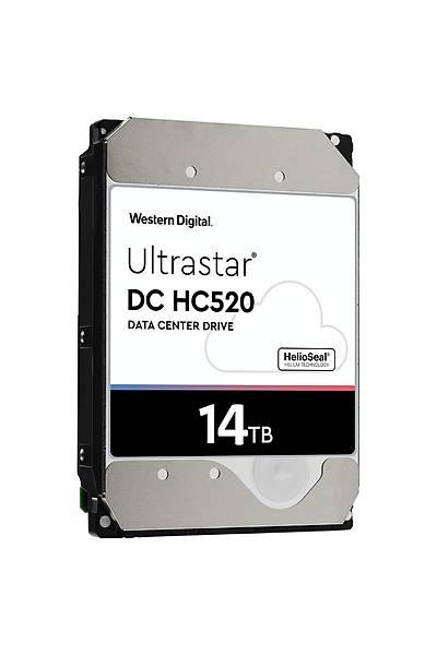 "WD 14TB Ultrastar 3.5"" 7200Rpm 512M Enterp 0F31284"
