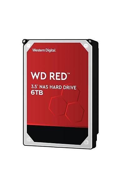 "WD 6TB Red 3.5"" 256MB 5400Rpm Sata3 WD60EFAX"