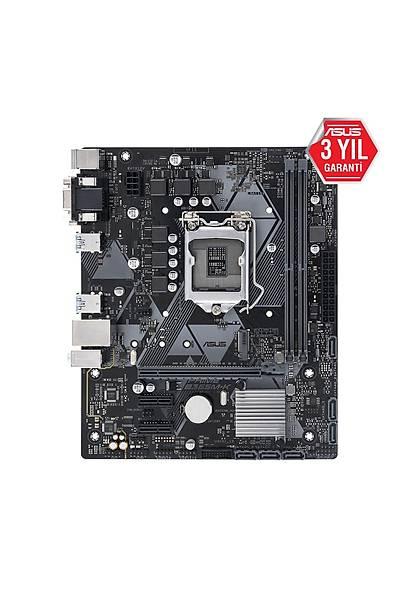 Asus Prime B365M-K 1151P DDR4 Vga Dvi-D Usb3.1