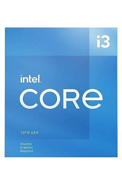 Intel Comet Lake i3 10105F 1200Pin Fanlý (Box)
