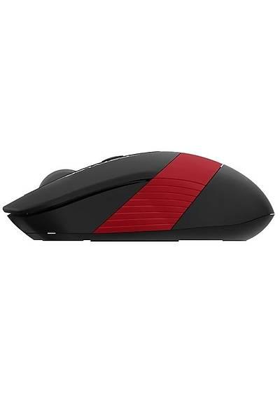 A4-Tech FG10 Kýrmýzý Nano Kablosuz Optik Mouse