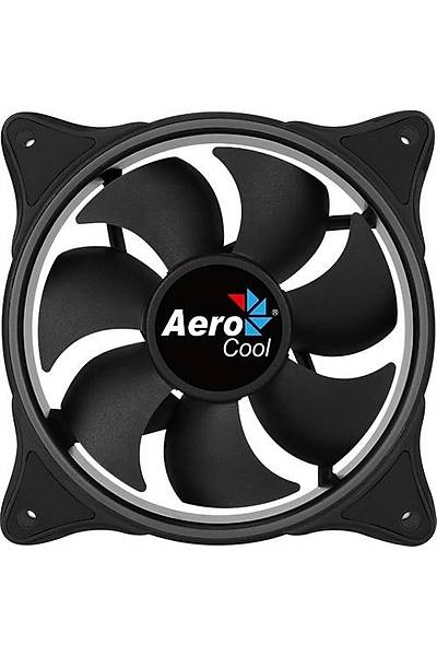 Aerocool AE-CFECLPS12 Eclipse12 12cm ARGB Led Fan