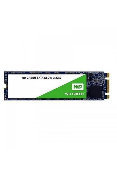 WD 480GB Green 545MB/s M.2 Sata WDS480G2G0B