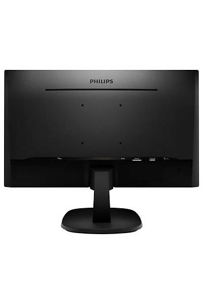 "Philips 23.8"" 243V7QDSB/01 4ms FHD Vesa IPS Siyah"