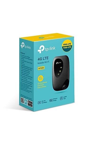 TP-Link M7000 4G LTE Mobil kablosuz Router