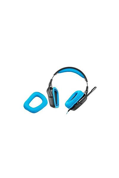 Logitech G430 Kablolu Gaming Kulaklýk 981-000537