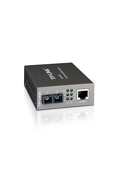 Tp-Link MC100CM Fast Ethernet Medya Dönüþtürücü*