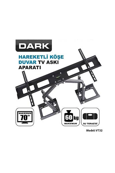"Dark DK-AC-VT32 37""-70"" Duvar Tipi TV Aský Aparatý"