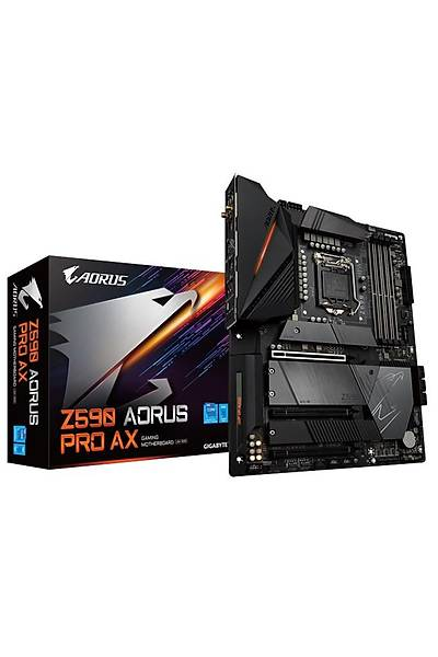 Gigabyte Z590 Aorus Pro Ax 1200P Dp Usb-C