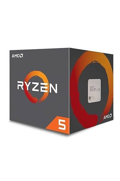 Amd Ryzen 5 1600 AM4Pin 65W Wraith (Box)