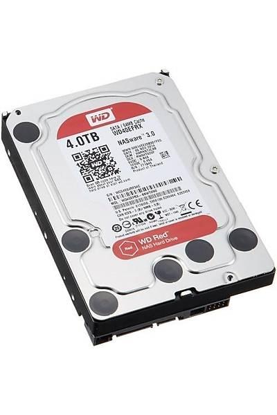 "WD 4TB Red 3.5"" 256MB 5400Rpm Sata3 WD40EFAX"