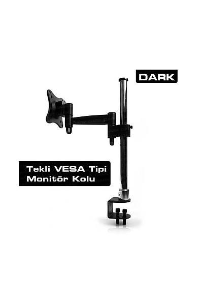 """Dark DK-AC-VM10  13""""-27 Masa Tipi Monitör TV Kolu"""