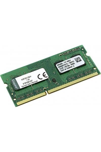 Kingston 4GB D3 NB 1600 KVR16S11S8/4WP