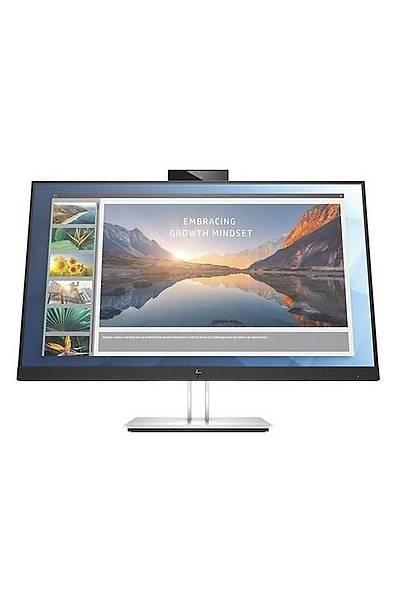 """HP 27"""" E27d G4 6PA56AS 5ms QHD Webcam Pivot Type-C"""