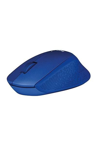Logitech M330 Sessiz Mouse Usb Mavi 910-004910