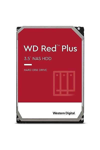 """WD 8TB Red Plus 3.5"""" 256MB 7200Rpm Sata6 WD80EFBX"""
