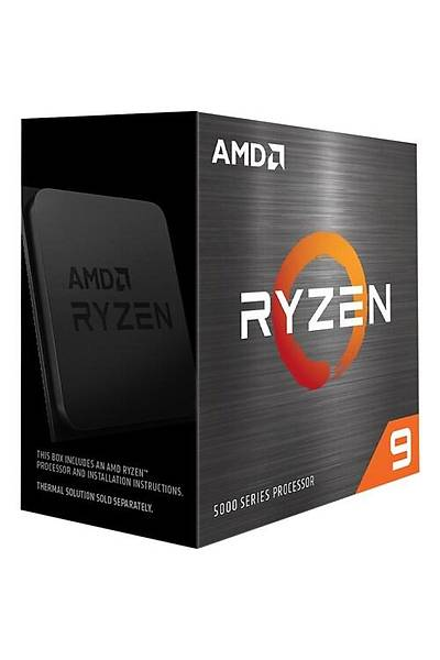 Amd Ryzen 9 5950X AM4Pin 105W Fansýz (Box)