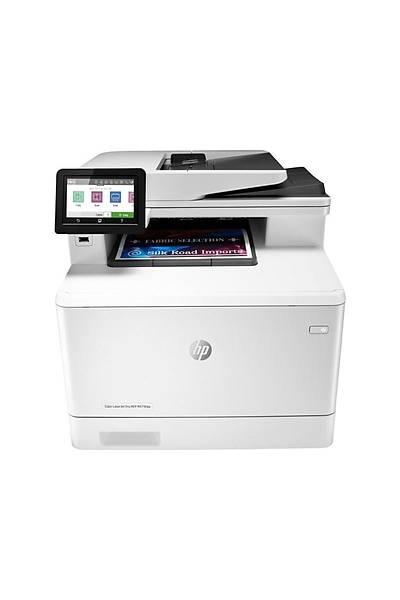 HP LaserJet Pro M479fdw Çok Fonksiyonlu (W1A80A)