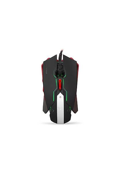 Everest Rampage SMX-R8 USB Siyah Gaming Mouse