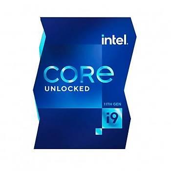 INTEL Core i9 11900K 3.5GHz 16MB Önbellek 8 Çekirdek 1200 14nm Ýþlemci